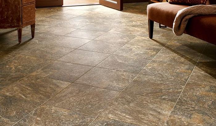 Shop Waterproof Tile Stone Look Flooring Online